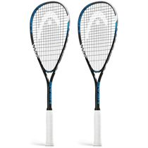 Head Spark Elite Squash Racket Double Pack
