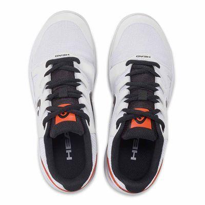 Head Sprint 2.0 Junior Tennis Shoes - White - Above