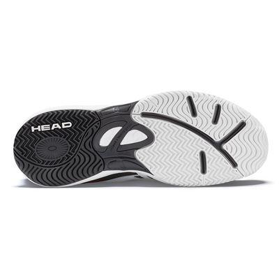 Head Sprint 2.0 Junior Tennis Shoes - White - Sole