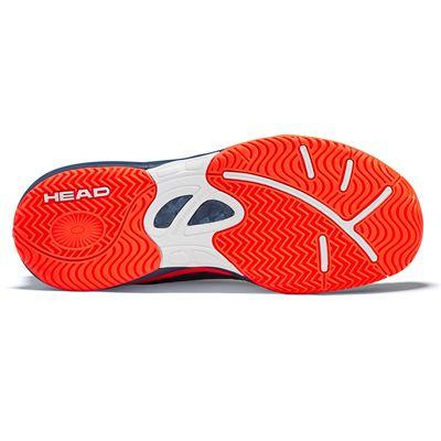 Head Sprint 2.5 Junior Tennis Shoes - Sole
