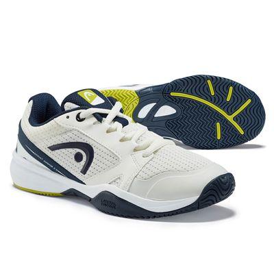 Head Sprint 2.5 Junior Tennis Shoes - White Main