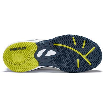 Head Sprint 2.5 Junior Tennis Shoes - White Sole