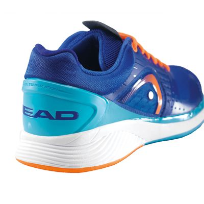 Head Sprint Pro Mens Tennis Shoes - Back
