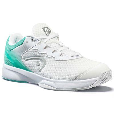 Head Sprint Team 3.0 Ladies Tennis Shoes - Angled