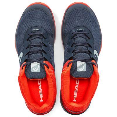 Head Sprint Team 3.0 Mens Tennis Shoes - Above