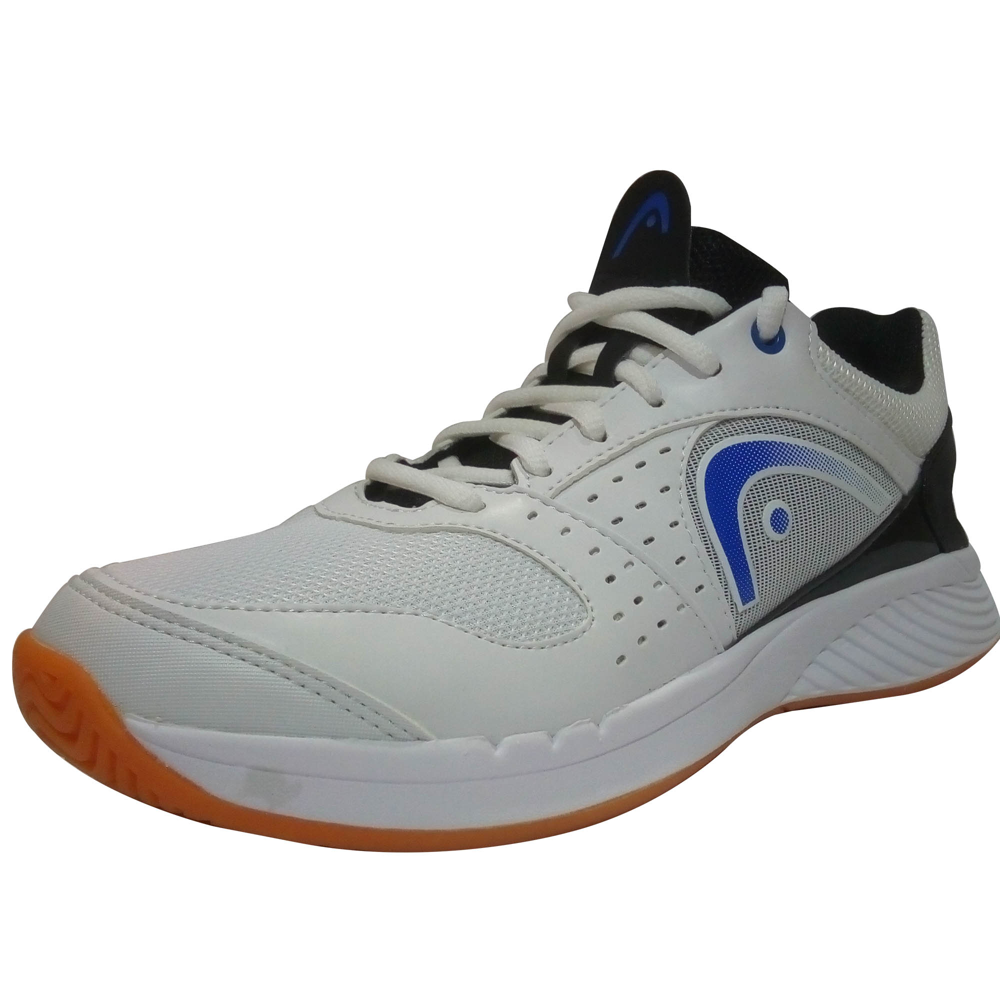 sprint team mens indoor court shoes white 7 uk