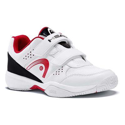 Head Sprint Velcro 2.0 Junior Tennis Shoes - Above - Slant