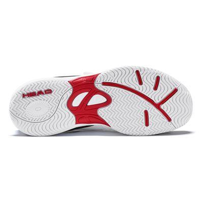 Head Sprint Velcro 2.0 Junior Tennis Shoes - Above - Sole