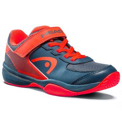 Head Sprint Velcro 3.0 Kids Tennis Shoes - Angled