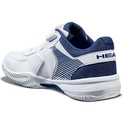 Head Sprint Velcro 3.0 Kids Tennis Shoes SS21 - Back