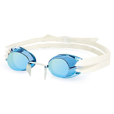 Head Swedish TPR Swimming Goggles - Blue/Clear