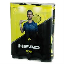 Head Team Tennis Balls - 1 Dozen