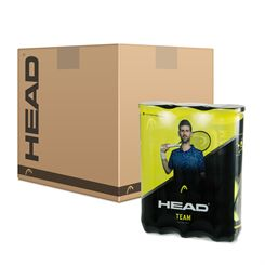 Head Team Tennis Balls - 6 Dozen