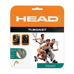 Head Ti Boast 1.30mm Squash String Set