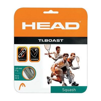 Head Ti Boast 1.30mm Squash String Set