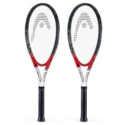 Head Ti S2 Titanium Tennis Racket Double Pack