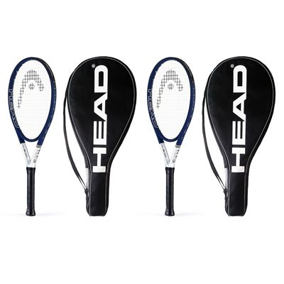 Head Ti S5 Titanium Tennis Racket Double Pack - Cover