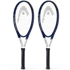Head Ti S5 Titanium Tennis Racket Double Pack