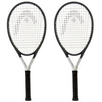 Head Ti S6 Titanium Tennis Racket Dual Pack