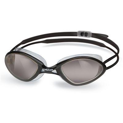 Head Tiger Race LiquidSkin Swimming Goggles - Black