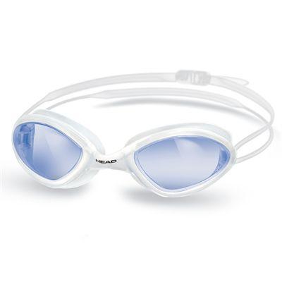 Head Tiger Race LiquidSkin Swimming Goggles - White