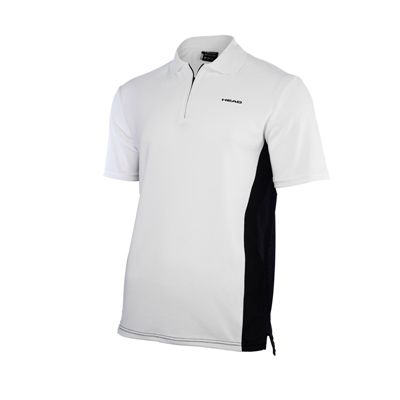 Head Titan Mens Poloshirt with Zip