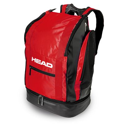 Head Tour Backpack 40 - Black And Red