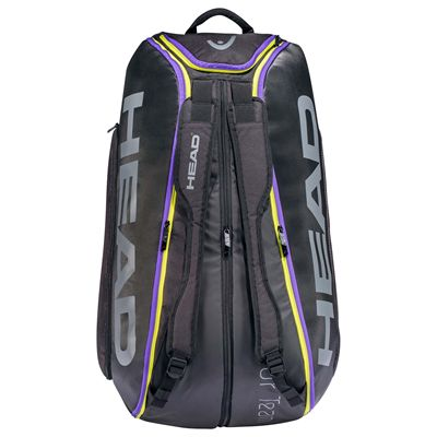 Head Tour Team 12R Monstercombi 12 Racket Bag - Back