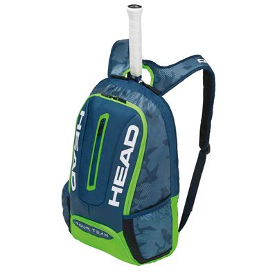 Head Tour Team Backpack AW17 - Navy/Green