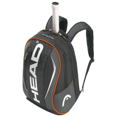 Head Tour Team Backpack-Black