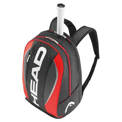 Head Tour Team Backpack-Black and Red