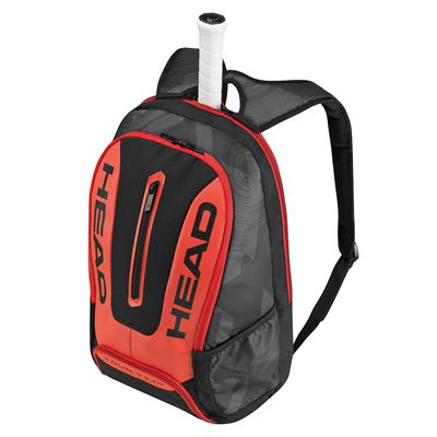 Head Tour Team Backpack - Black / Red