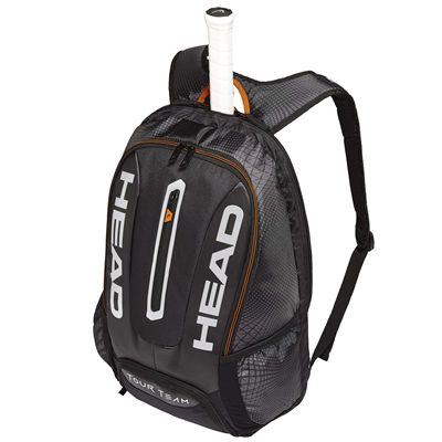 Head Tour Team Backpack SS19 - Black
