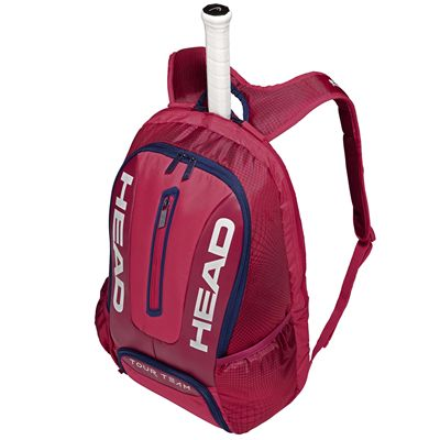 Head Tour Team Backpack SS19 - Red
