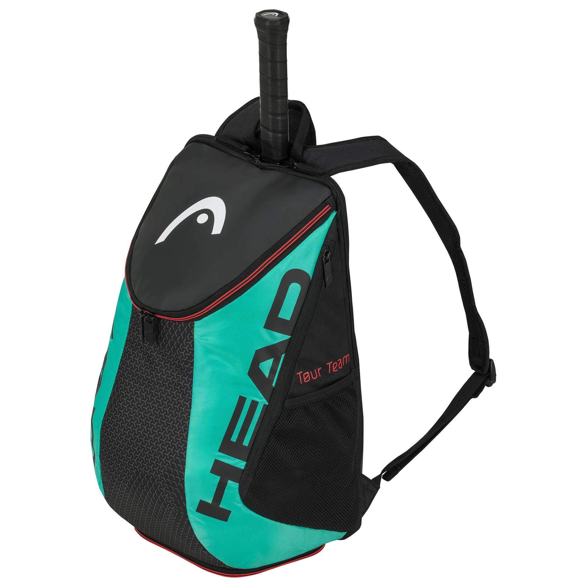 Head Tour Team Backpack - Black/Blue