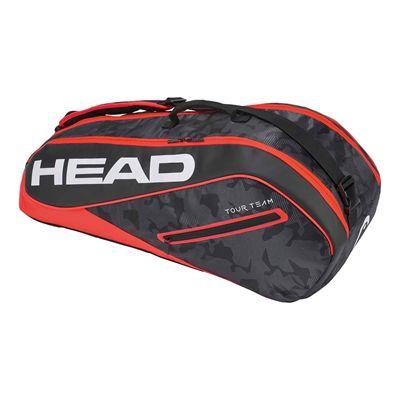 Head Tour Team Combi 6 Racket Bag AW17Head Tour Team Combi 6 Racket Bag AW17