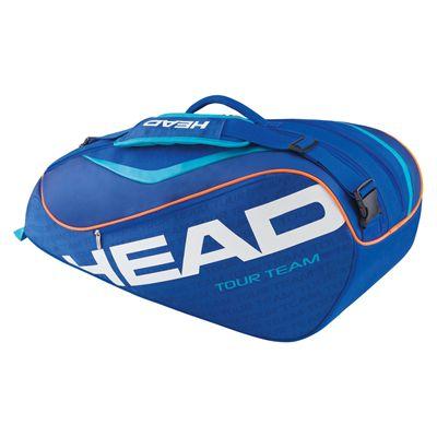 Head Tour Team Combi 6 Racket Bag-Blue