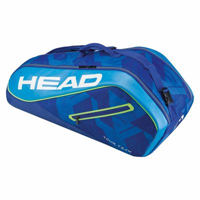 Head Tour Team Combi 6 Racket Bag SS17 - Blue