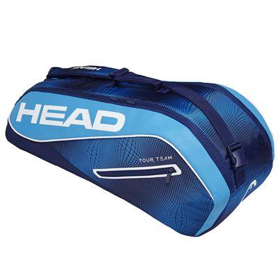Head Tour Team Combi 6 Racket Bag SS19 - Navy