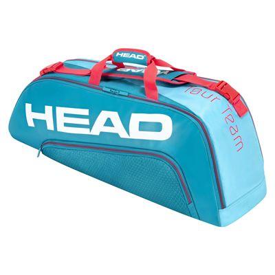 Head Tour Team Combi 6 Racket Bag SS20 - BluePink