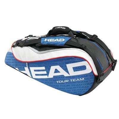 Head Tour Team Combi 8 Racket Bag Blue