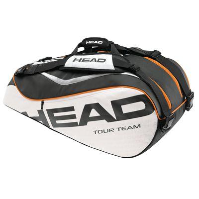 Head Tour Team Combi 8 Racket Bag White