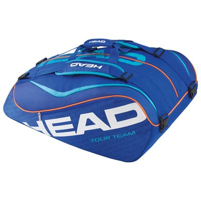 Head Tour Team Monstercombi 12 Racket Bag-Blue