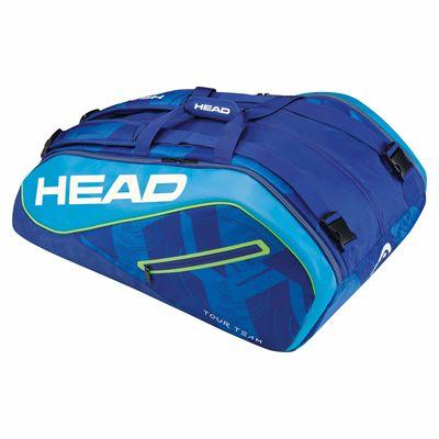 Head Tour Team Monstercombi 12 Racket Bag SS17 - Blue