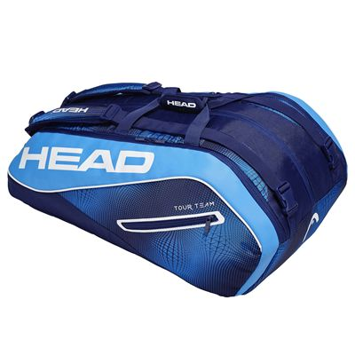 Head Tour Team Monstercombi 12 Racket Bag SS19 - Blue