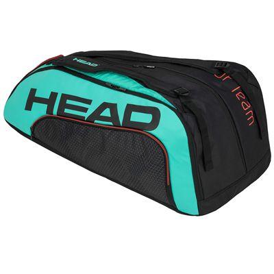 Head Tour Team Monstercombi 12 Racket Bag SS20 - BlackBlue