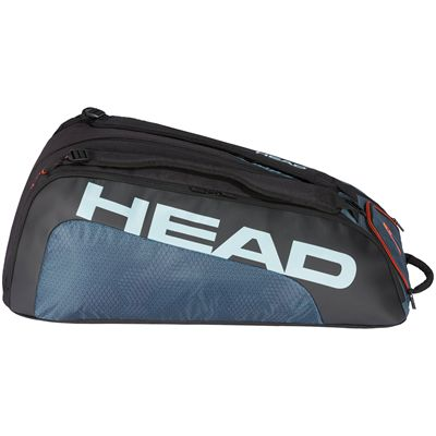 Head Tour Team Monstercombi 12 Racket Bag SS20 - Grey - Side