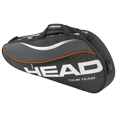 Head Tour Team Pro 3 Racket Bag-Black