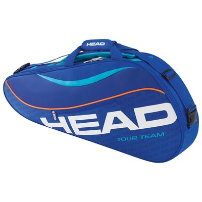 Head Tour Team Pro 3 Racket Bag-Blue