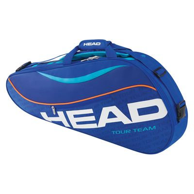 Head Tour Team Pro 3 Racket Bag-Blue